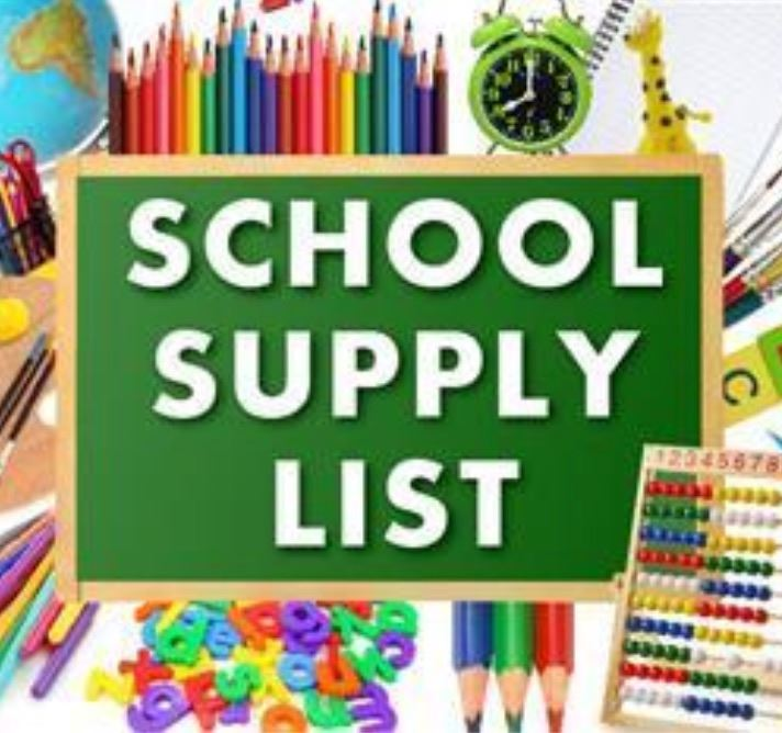 SPES Student Supply List
