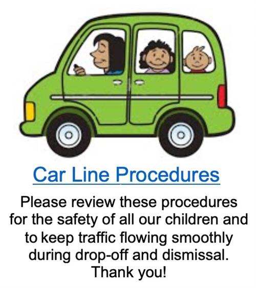ECC Car Rider Procedures