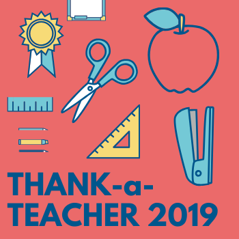 Thank-a-Teacher 2019