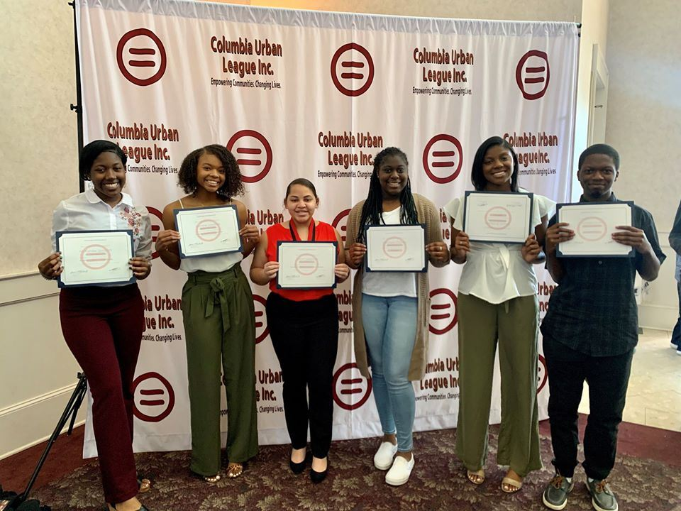 Columbia Urban League Honors SHS Students