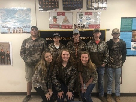SHS FFA Celebrated National FFA Week