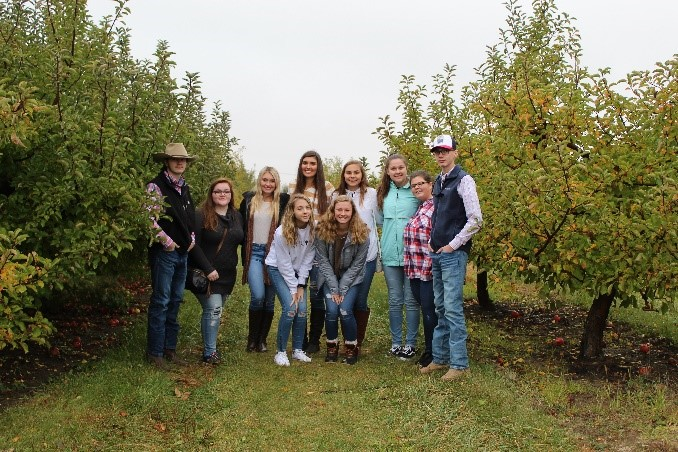 FFA Attends 92nd National FFA Convention in Indianapolis