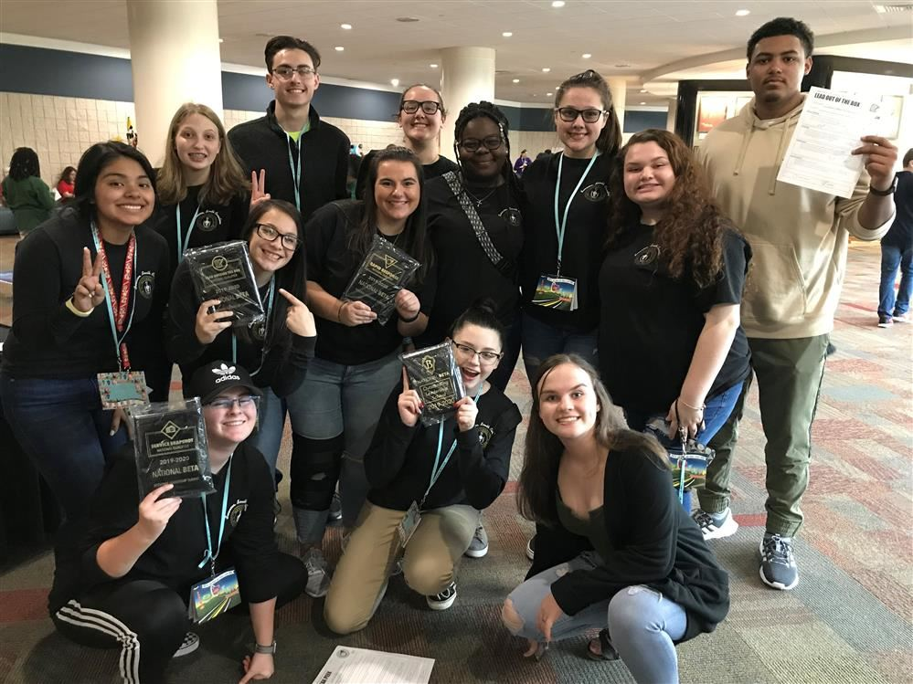 Swansea High Wins Leadership Awards and Qualifies for Nationals